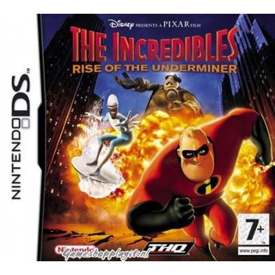Foto van The Incredibles De Opkomst Van De Ondermijner NDS