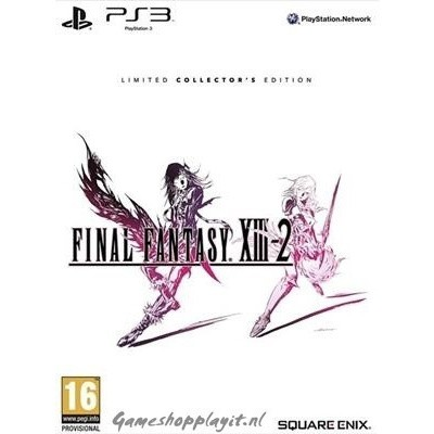 Final Fantasy XIII-2 Collector's PS3