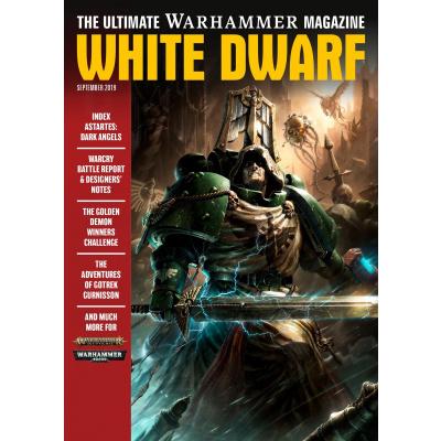 Foto van White Dwarf September 2019 WARHAMMER