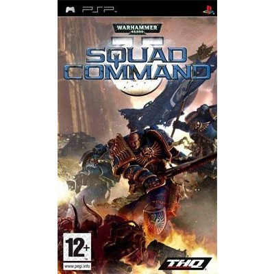 Warhammer 40.000 Squad Command PSP