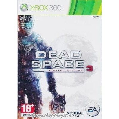 Dead Space 3 Limited Edition XBOX 360