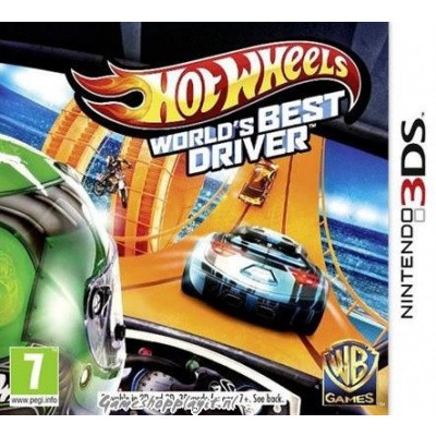 Foto van Hot Wheels World's Best Driver 3DS