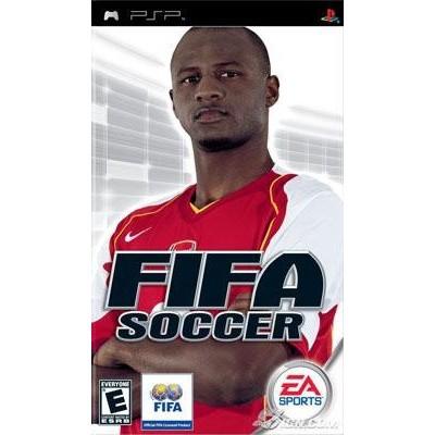 Foto van Fifa Soccer PSP