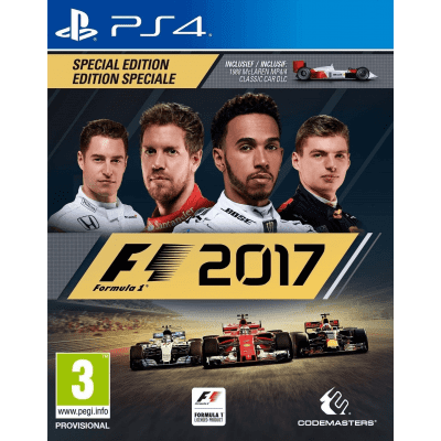 Foto van f1 2017 Special Edition PS4