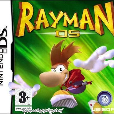 Foto van Rayman Ds NDS LOSSE GAME