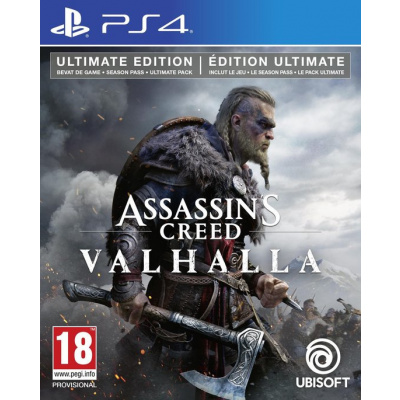 Foto van Assassin's Creed Valhalla - Ultimate Edition PS4