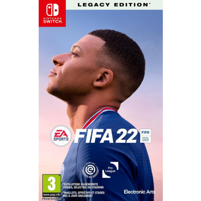 Foto van Fifa 22 Legacy Edition SWITCH