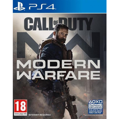 Foto van Call of Duty: Modern Warfare (Duitse Cover) PS4