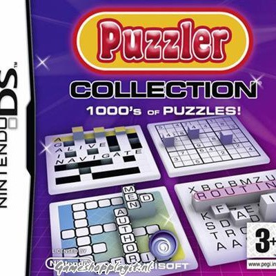 Foto van Puzzler Collection NDS