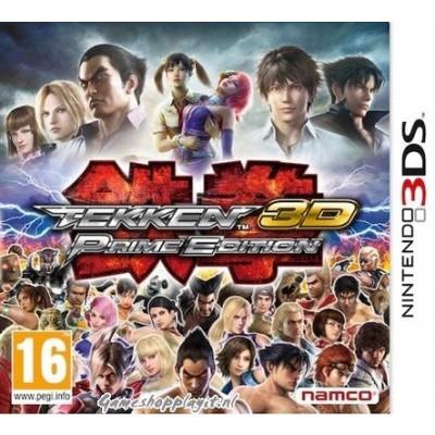 Foto van Tekken 3D Prime Edition 3DS