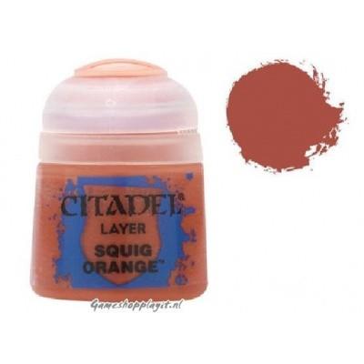 Citadel Layer - Squig Orange CITADEL