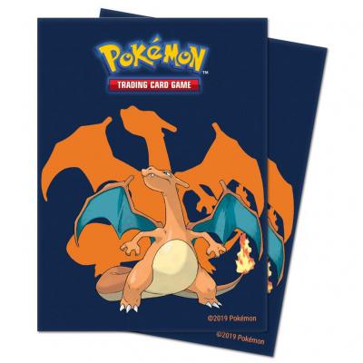 Foto van TCG Sleeves Pokémon Charizard POKEMON