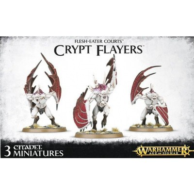 Foto van Flesh-Eater Courts Crypt Flayers Warhammer Age of Sigmar