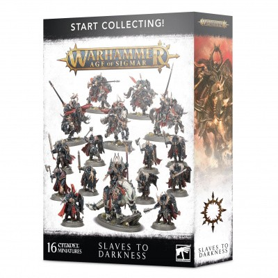 Start Collecting! Slaves To Darkness WARHAMMER AOS