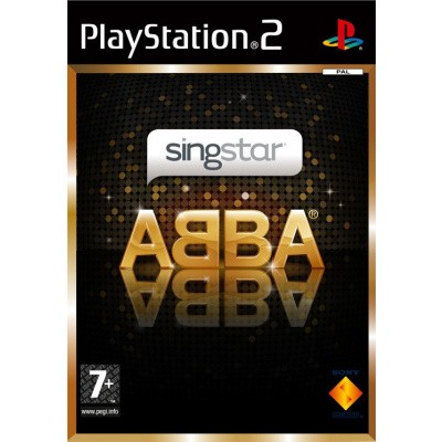 Singstar Abba (Game Only) PS2