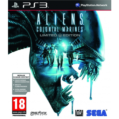 Aliens Colonial Marines (Limited Edition) PS3