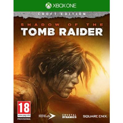 Foto van Shadow Of The Tomb Raider Croft Edition XBOX ONE