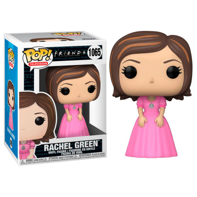 Foto van Pop! Television: Friends - Rachel in Pink Dress FUNKO
