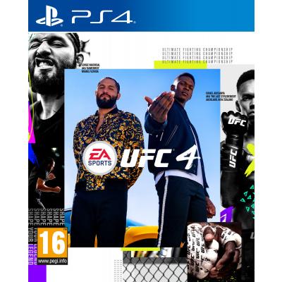 Foto van UFC 4 PS4