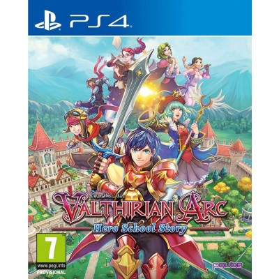 Foto van Valthirian Arc: Hero School Story PS4