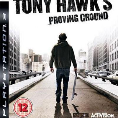 Foto van Tony Hawk's Proving Ground PS3
