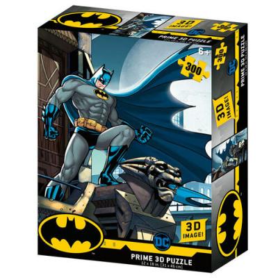 Foto van DC Comics Batman Prime 3D puzzle 300pcs PUZZEL