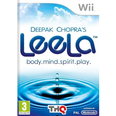 Deepak Choptra's Leela Body, Mind, Spirit, Play WII