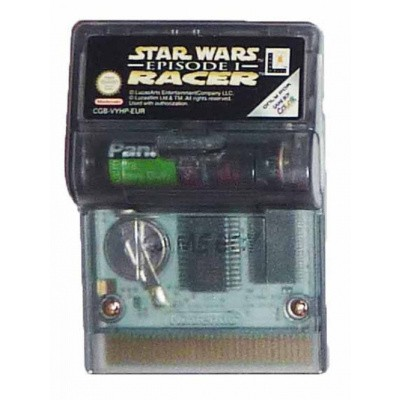 Foto van Star Wars Racer Episode 1 GBC