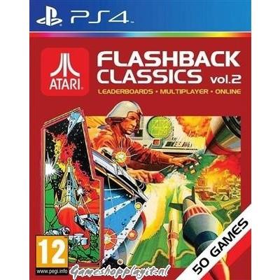 Foto van Flashback Classics Vol.2 PS4