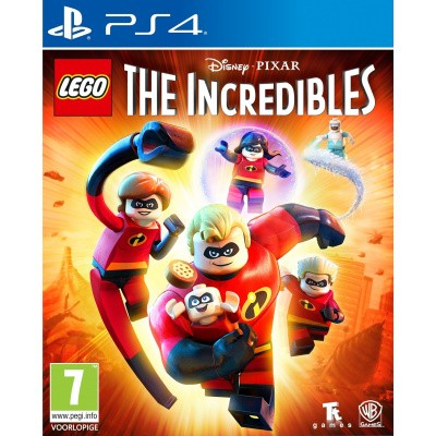 Foto van Lego The Incredibles PS4