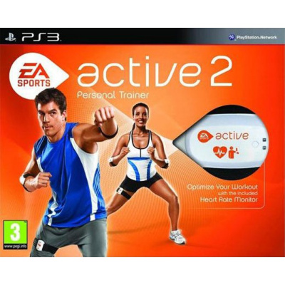 Ea Sports Active 2 Personal Trainer PS3