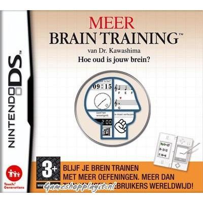Meer Brain Training Van Dr. Kawashi NDS