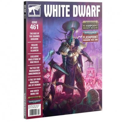 Foto van White Dwarf Issue 461 WARHAMMER