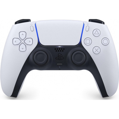 Sony Wireless DualSense Controller (White) PS5
