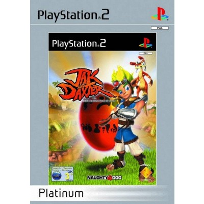 Jak And Daxter: The Precursor PS2