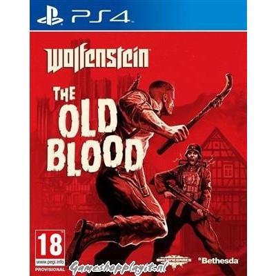 Foto van Wolfenstein The Old Blood PS4