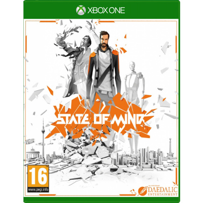 Foto van State Of Mind (Duitse Cover) XBOX ONE