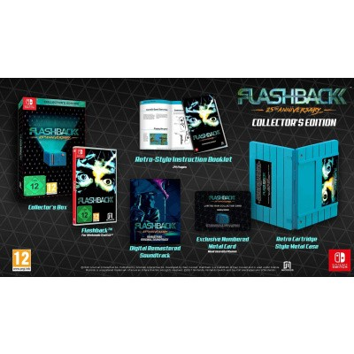 Flashback 25Th Anniversary Collector's Edition SWITCH