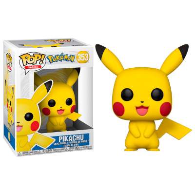 Pop! Games: Pokémon - Pikachu FUNKO