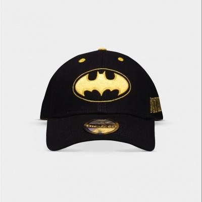Warner - Batman - Core Logo Curved Bill Cap MERCHANDISE