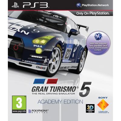 Gran Turismo 5 Academy Edition PS3