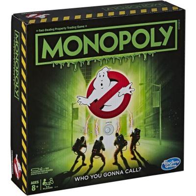 Monopoly Ghostbusters BORDSPELLEN