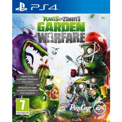 Foto van Plants Vs Zombies Garden Warfare (Duits) PS4