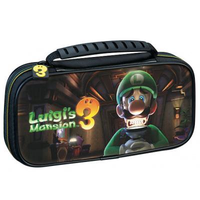 Foto van Bigben Official Luigi's Mansion Travel Case (Lite) SWITCH