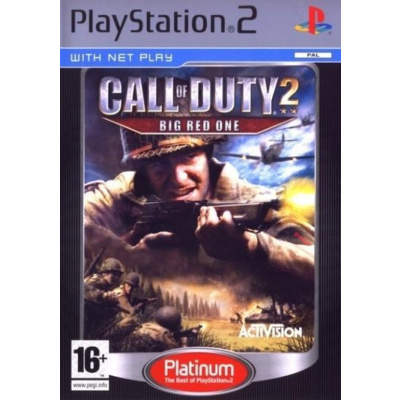 Call Of Duty 2: Big Red One (Platinum) PS2