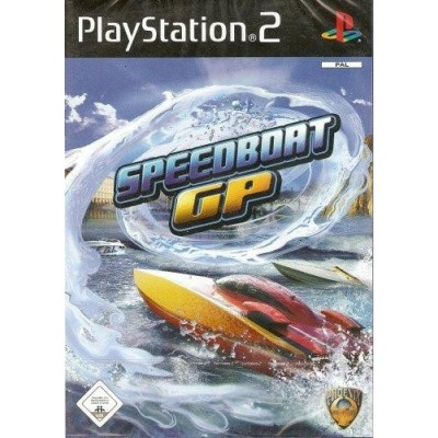 Speedboat Gp PS2