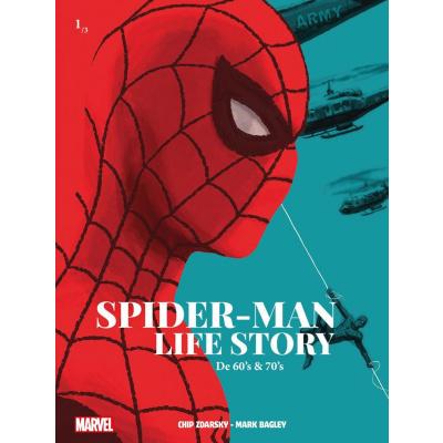 Foto van Marvel Spider-Man Life Story 1 (NL-editie) COMICS