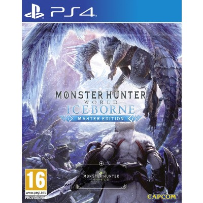 Foto van Monster Hunter World: Iceborne - Master Edition PS4