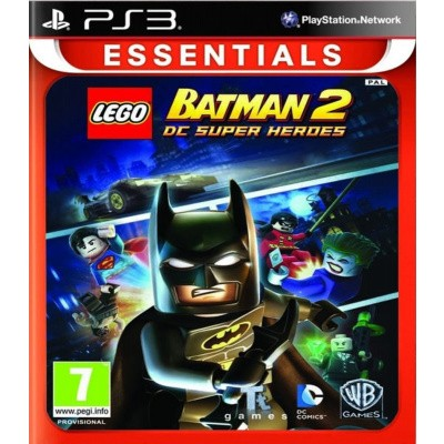 Foto van Lego Batman 2: DC Super Heroes (Essentials) PS3