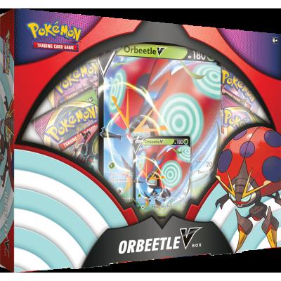 Foto van TCG Pokémon Orbeetle V Box POKEMON
